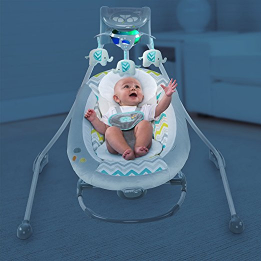 Best Baby Swing For Older Babies 2019 Baby Gear Specialist