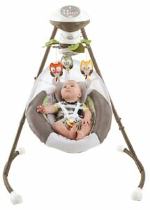 best baby swing for girls