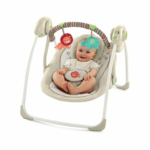 Bright Starts Comfort & Harmony Portable Swing
