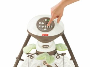 fisher-price snugabunny cradle n swing review